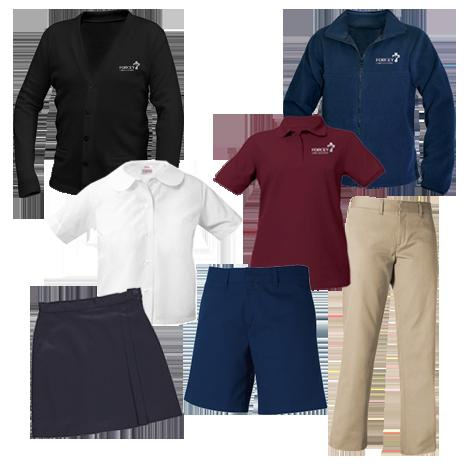 School Uniforms - Forcey Christian School
